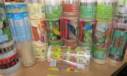 Comercial embalagens flexíveis