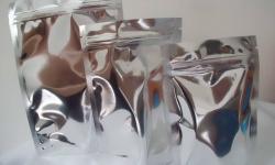 Embalagem aluminizada