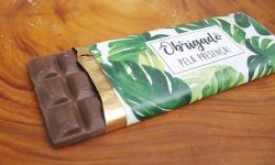 Embalagem de chocolate