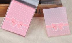 Envelope plástico convite