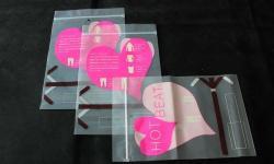Envelope plástico impresso