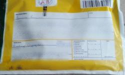 Envelope plástico para correios
