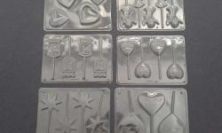 Plásticos para chocolates