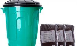 Saco lixo 30 litros