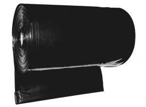 Bobina de lona preta