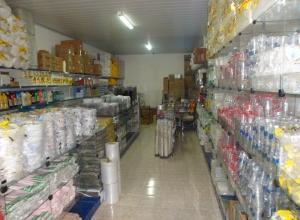 Distribuidora de embalagens