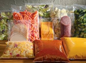 Embalagem alimentícia