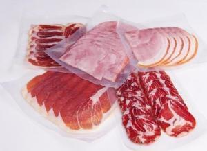 Embalagem de carne