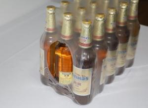 Embalagem de cerveja