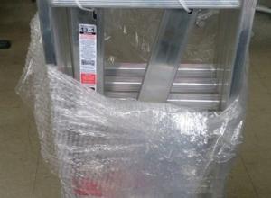 Embalagem para escada