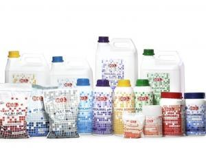 Embalagem para indústria química