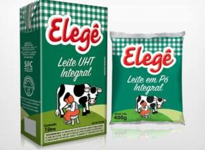 Embalagem para leite pasteurizado