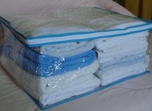 Embalagem para toalha