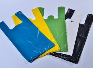 Embalagem plástica reciclada