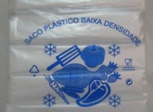 Embalagem polietileno cristal