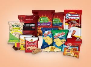 Embalagens alimentos