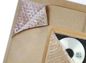 Envelope bolha cd