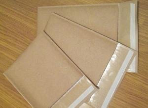 Envelope bolha para dvd