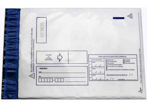 Envelope de segurança cartão de banco
