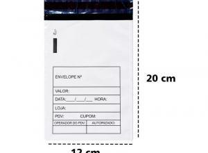Envelope numerado