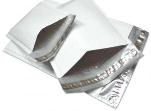Envelope plástico bolha com lacre