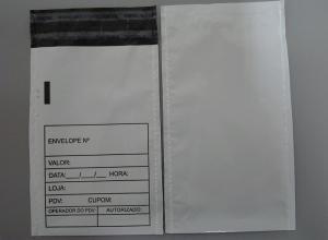 Envelope segurança coex