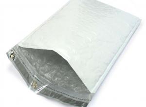 Envelopes de segurança com fita adesiva permanente