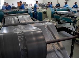 Fábrica de sacos plástico