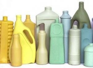 Plástico reciclados