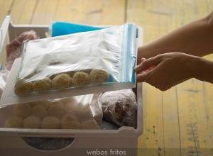 Plásticos para congelar alimentos
