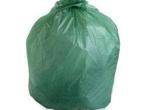 Saco lixo oxi biodegradável
