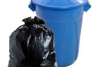 Saco para lixo 50 litros
