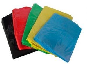 Saco para lixo colorido