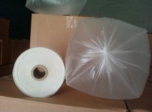 Saco plástico alta densidade