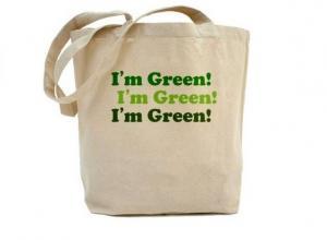 Sacola reciclável personalizada