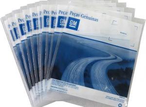 Sacos plásticos impressos